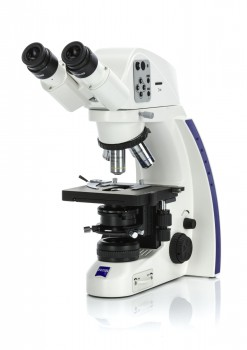 микроскоп CARL  ZEISS Axioskop 40 - ЗООВЕТЦЕНТР
